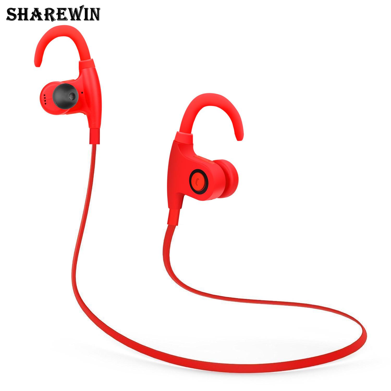 5a054e73cc9 Sport running gym bluetooth earphone,Waterproof bluetooth headset